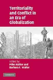 The Death of Distance? The Globalization of Armed Conflict